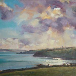 Pembrokeshire Seascape Paintings