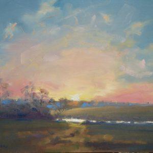 Cresswell River Sunset